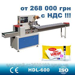 Упаковочная Машина HDL-600 для больших пакетов