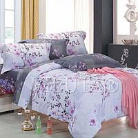 Семейный комплект постельного белья ТМ Вилюта 9813, ранфорс