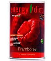 Коктейль Малина Энерджи Диет Energy Diet банка NL енерджи заменитель еды быстрое похудение без диет Франция