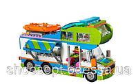 Конструктор Будинок на колесах: 493 деталей, 2 фігурки, фото 1