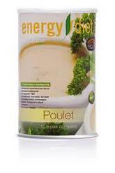 Суп курка швидке схуднення замість їжі без дієти і голоду Енерджі Дієт банку Energy Diet HD коктейль Франція