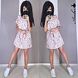 Женский летнее платье софт (в расцветках), фото 5