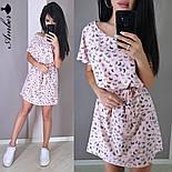 Женский летнее платье софт (в расцветках), фото 2