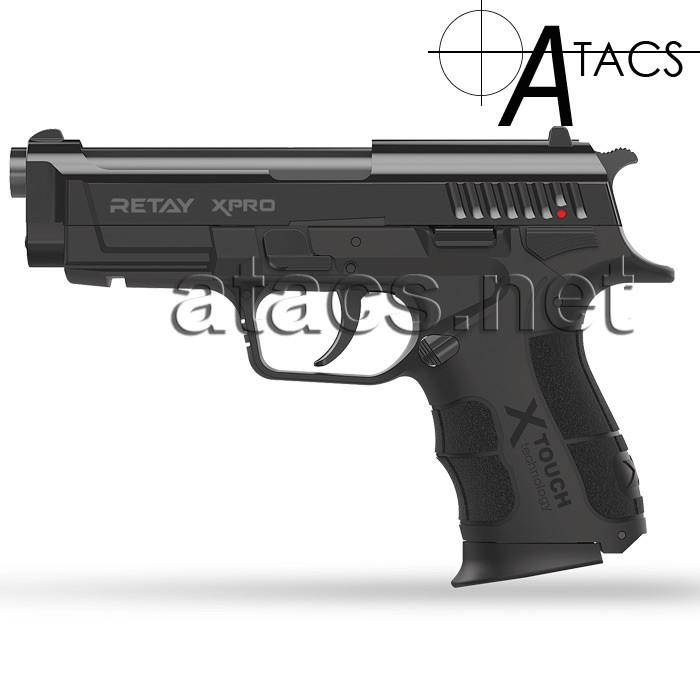 Пістолет стартовий Retay XPro black