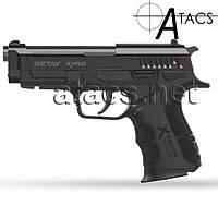 Пистолет стартовый Retay XPro black
