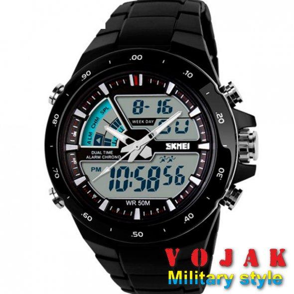 Часы Skmei Shark Black 1016