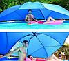 Тент-зонтик Intex, навес к бассейнам от 366 см до 549 см  (28050), фото 4