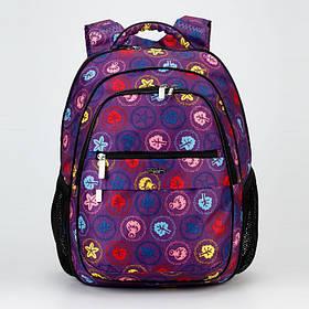 Рюкзак школьный ортопедический Dolly 532