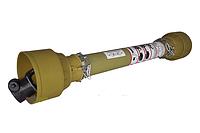Вал карданный 6 х 6 (34х34 мм) ДТЗ КРН-1,35, фото 1
