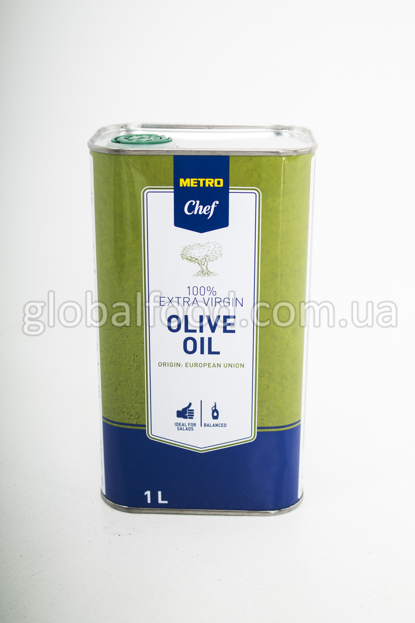 Масло Оливковое EXTRA VIRGIN TM CHEF (Olive Oil) (1л.жб)