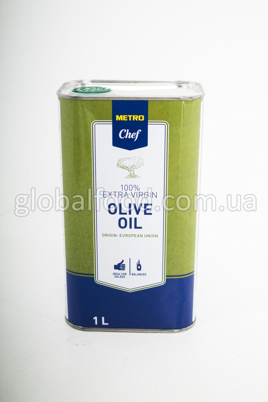 Оливковое Масло EXTRA VIRGIN TM CHEF 1л