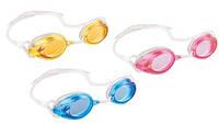 Очки для плавания Intex для детей от 3-х лет