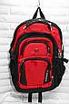 Рюкзак мужской молодёжный SWISSGEAR + USB порт размер 42 x 55 купить оптом со склада 7км Одесса, фото 5
