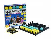"""Настільна гра Strateg """"Bounce off"""", російська мова (126)"""
