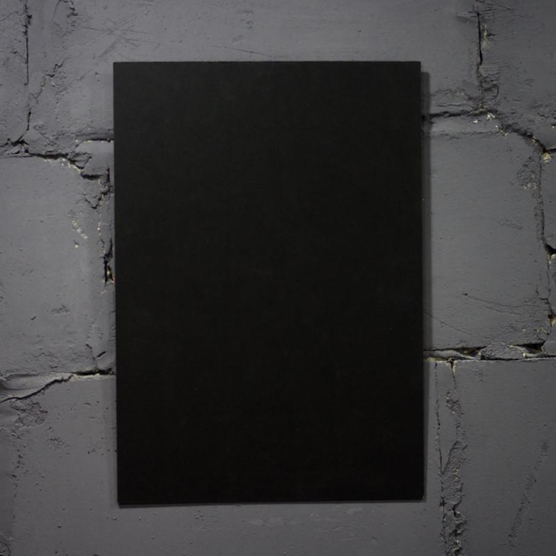 Меловая доска без рамки 1400х700 мм
