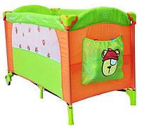 Детская кровать-манеж Moolino туристическая (дитяче ліжко-манеж туристичне)