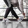 Мужские кроссовки Adidas Alphabounce Instinct Shoes Cloud White / Grey Two / Core Black AQ0562, фото 3
