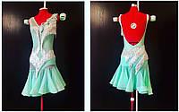 Платье для бальных танцев - латина.