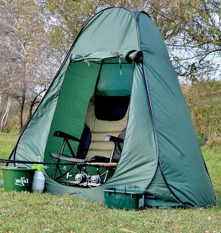 Водонепроницаемая палатка для 1-го человека Carp Zoom Pop Up Shelter, CZ2546