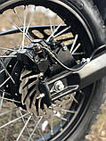 Мотоцикл Forte FT250GY-CBA  (Форте 250 куб. см.), фото 6
