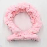 Повязка на голову Lux4ika OMG! Light Pink (n-251), фото 3