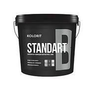 Kolorit Standart B силиконовая структурная штукатурка «барашек» LAP 15л