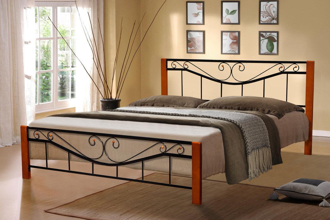 Кровать Микс Мебель Миллениум Вуд 900*2000