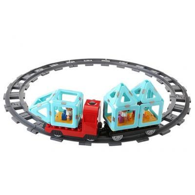 Конструктор Magplayer Поезд 77 эл (MPH2-77) 3