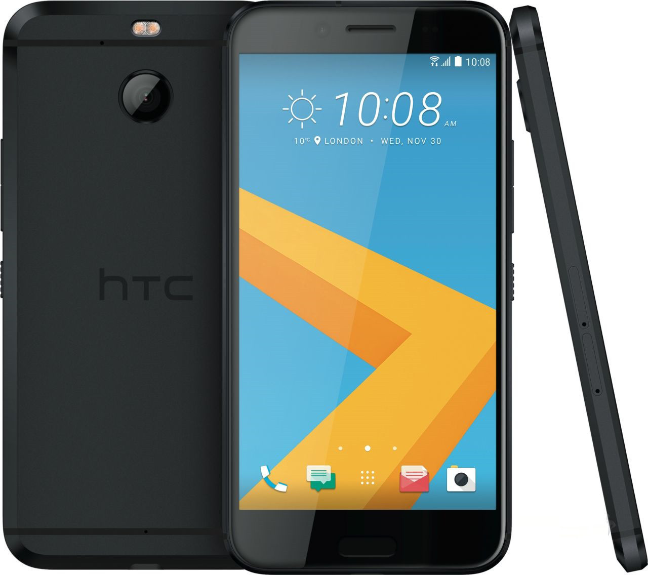 "Смартфон HTC 10 Evo 3/32GB Grey, 16/8Мп, 5.5"" IPS, 3200mAh, 1sim, 8 ядер, IP57, Snapdragon 810"