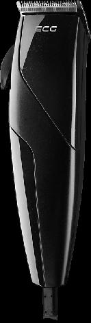 Машинка для стрижки ECG ZS 1020 3 - 19 мм 8 Вт Черная, фото 2