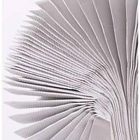 Полотенца бумажные ECO Тиша из серая макулатура 200 листов