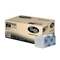 Полотенца бумажные Luxe из целлюлозы двухслойные 3200 листов