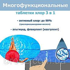 Таблетки для бассейна MINI - хлор Amik S.p.A 80006 1 кг Италия, фото 3