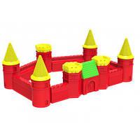 Конструктор Набор строительных материалов Крепость 1 1592