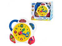 Детские обучающие часы HAP-P-KID 3898 T