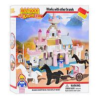 Детский конструктор Best-Lock 33051 Замок принцессы,330 дет