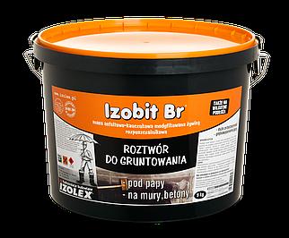 Битумно-каучуковый праймер Izobit BR