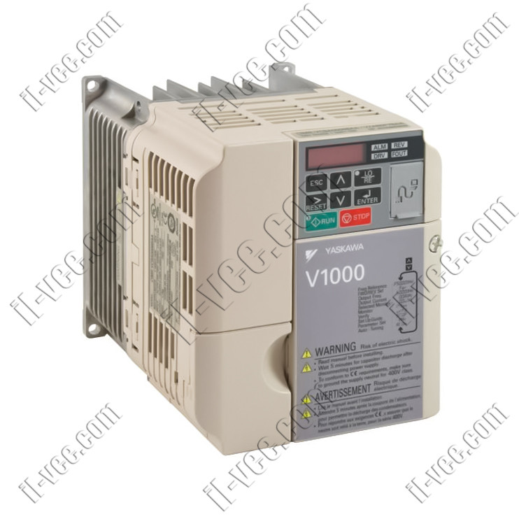 Преобразователь частоты Omron V1000 3kW/3.7kW 400V 3ph to 3ph AC, DBr, STO