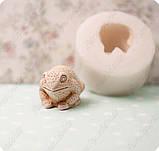 Силиконовый молд на 3-D фигуру лягушки, фото 2