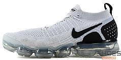 Мужские кроссовки Nike Air VaporMax 2.0 White Black 942842-103