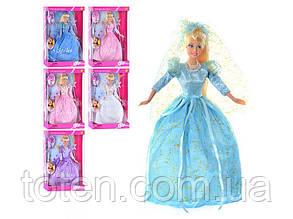 Кукла Defa 20947 Фея с волшебной палочкой, 6 видов