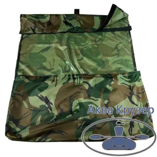 Чехол (сумка) для страховочного жилета, цвет камуфляж