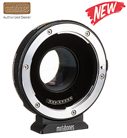 Переходник Metabones Canon EF Lens to BMPCC4K T Speed Booster® XL 0.64x (For Full frame Lens)(MB_SPEF-m43-BT9)