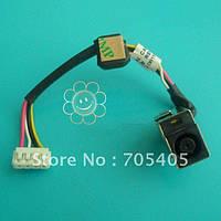 Разъем питания PJ212 (Lenovo: V580), с кабелем