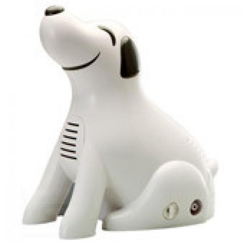 Компрессорный ингалятор (небулайзер) Собачка (с сумкой)