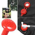 Переносной туристический летний душ Camp Shower, походный душ для кемпинга, дачи, путешествий на 20 л Bestway, фото 10