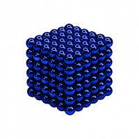 Неокуб 📌 Синий [5мм * 216 шариков] в КОРОБОЧКЕ NeoCube