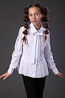 Блузка детская удлиненная, фото 1