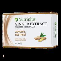 Диетическая добавка Экстракт Имбиря Nutriplus Ginger Extract Farmasi