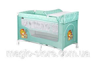 Кровать - манеж SAN REMO 2 LAYERS